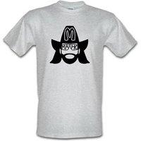 Macho Man Randy Savage male t-shirt.
