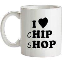 I Love Chip Shop mug.