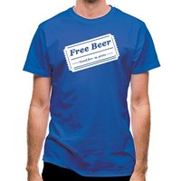 Free Beer classic fit.