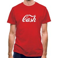 Cash classic fit.