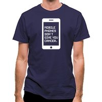 Mobile Phones Don't Give You Cancer classic fit.