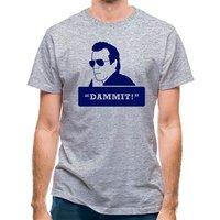 Jack Bauer Dammit classic fit.