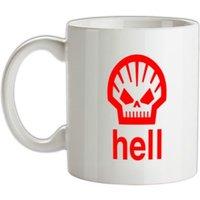 Hell mug.