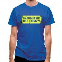 'Jamaican Me Crazy Classic Fit.