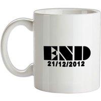 End Of The World mug.
