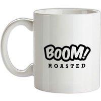 Boom Roasted mug.