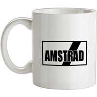 Amstrad mug.