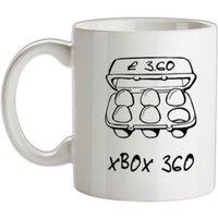 Egg Box mug.