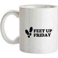 Feet Up Friday mug.