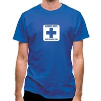 Manbulance Rapid Response Team classic fit.