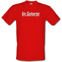 Air Guitarist - No Strings Attached Male T-shirt.