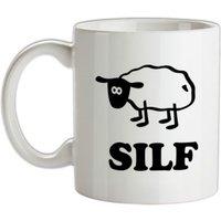 SILF mug.