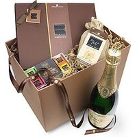 Champagne & chocolate hamper