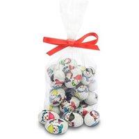 Snowmen chocolate eggs - Bulk bag of 610