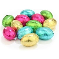Mixed colours mini Easter eggs - Bulk bag of 620 (approx.)