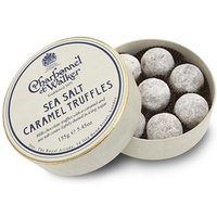 Charbonnel et Walker, Milk Sea Salt Caramel Chocolate Truffles - 510g box - Non sale
