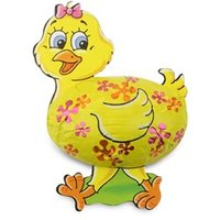 Easter chocolate chicks - Bulk box of 75