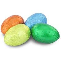 Coloured Easter eggs - Bulk box of 65
