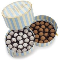 Charbonnel et Walker, Milk & Dark, Sea Salt Caramel Chocolate Truffles
