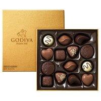 Godiva, Gold Collection, 14 Chocolate Gift Box