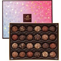 Godiva, Limited Edition, 24 Chocolate Truffle Gift Box