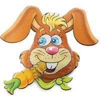 Carrot cruncher bunny - Bulk box of 70