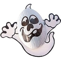 Chocolate ghosts - Bag of 10