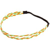 Claire's St. Patrick's Day Dual Braids Headwrap - St Patricks Day Gifts