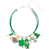 Claire's St. Patrick's Day Charm Bracelet - St Patricks Day Gifts