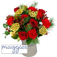 Maggie's Favourite Christmas Bouquet