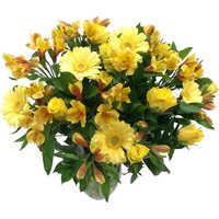 Yellow Radiance Bouquet