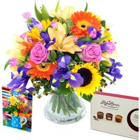 Burst of Summer Gift Set