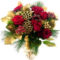 Traditional Festive Cheer Bouquet