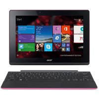 Acer Aspire Switch 10 E Pro7 2in1 SW3-013 10.1 32GB magenta pink