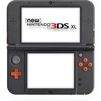 Nintendo 3DS XL orange-black