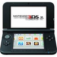 Nintendo 3DS XL silber schwarz