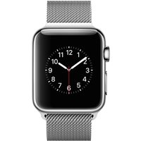Apple WATCH 1. Generation Edelstahl 38mm Milanaise Armband