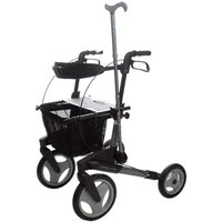 Cane/Crutch Holder for the Topro Olympos Rollator
