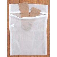 Hosiery Washing Bag with Zip