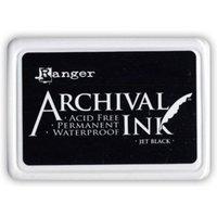 Archival Ink Pad - Jet Black INK PAD