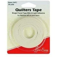 Quilters Tape: 27m x 6mm