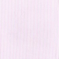 144cm Yarn Dyed Cotton Pink Stripe Fabric