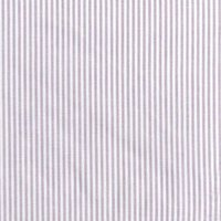 144cm Yarn Dyed Cotton Light Purple Stripe Fabric