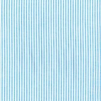 144cm Yarn Dyed Cotton Bright Blue Stripe Fabric
