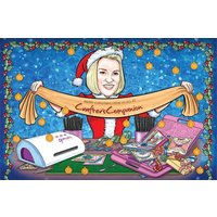 Christmas Die Advent Calendar