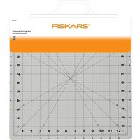 Fiskars Cutting Mat: Rotating: 14 x 14in / 35.5 x 35.5cm
