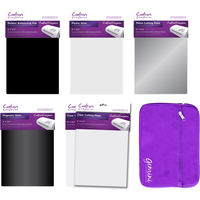 Gemini Plates Bundle with Storage Bag