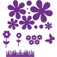 Gemini Elements Die - Floral Bouquet