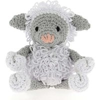 Image of Hoooked DIY Eco Barbante Crochet Kit - Lewy Lamb