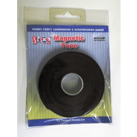 Magnetic Tape 12.7mm x 1.5mm x 3m